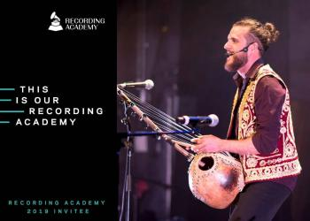 Member of the Grammys Recording Academy